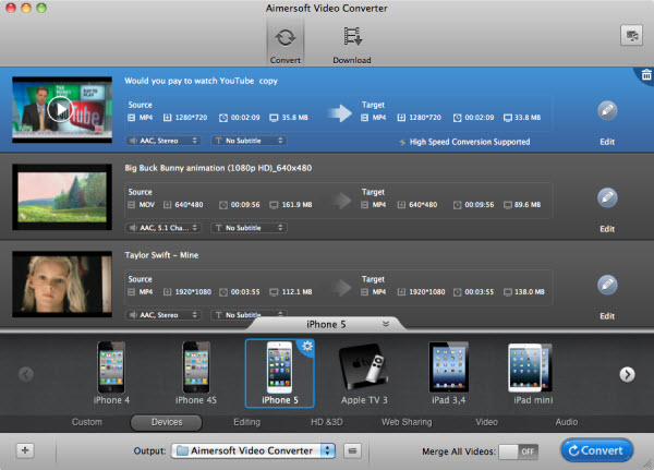 MOD to MOV Converter for Mac