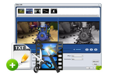 Edit and Personalize Your Video and DVD