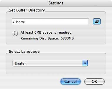 aimersoft mac dvd copy settings