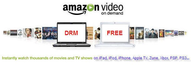 remove drm from amazon unbox
