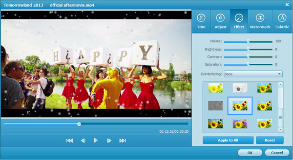 edit video in Windows 8