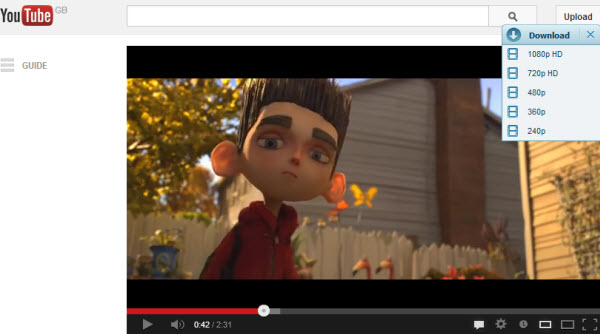 download youtube to mp4