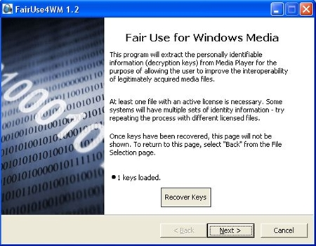 wma drm removal freeware