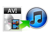Convert AVI to iTunes