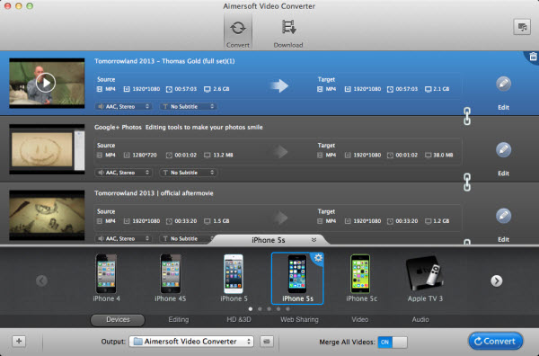 convert mp4 to avi mac