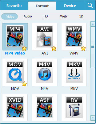 mts to mp4 converter